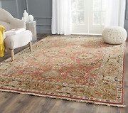 Safavieh Old World Collection Ow117a Handmade Traditional Oriental Premium Wool