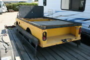 Taylor Dunn Industrial Flatbed Electric Utility Cart