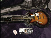 Epiphone Casino Inspired By John Lennon 1965 Nos With Ohsc Paperwork And Box