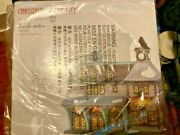 Dept 56 Christmas In The City Lincoln Station Still Sealed Nib