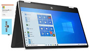 Hp 14-dh2011nr-11gen Home And Business Laptop 2-in-1 Intel I5-1135g7 4-core 64