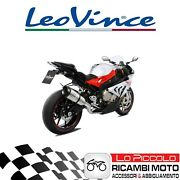 Exhaust Complete Leovince Factory S Inox Bmw S 1000 Rr 2018 Approved