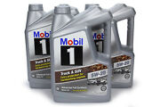 Mobil 1 Motor Oil - Truck And Suv - 5w20 - Synthetic - 5 Qt - Set Of 3 124575