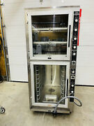 Piper Products Super Systems Op-3-3ph Elec. Oven/proofer Tested And Working