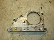 1952 Ford 8n Tractor Governor Mounting Plate Cover