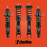Riaction Coilovers For 05-15 Mazda Miata Mx-5 Nc 32 Way Adjustable Coilovers