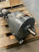 Westinghouse 145a32t Gear Drive Ratio 86.5 With 2hp Us Motor 1750rpm