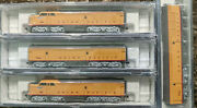 Custom Walthers Life-like Fm Erie Built Up Union Pacific Set Dc +spare Parts