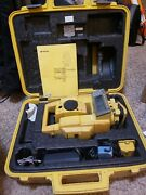 Topcon Gts-802a Robotic Total Station Working Fine.discounted Till Sep 16th 2021