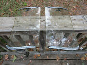 Antique 1920's 1930's Chevrolet Chevy Side Vent Wing Windows