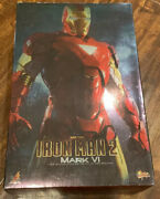 Hot Toys Iron Man 2 Mark Vi 1/6th Scale Mms132 Collector's Edition