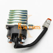 10 Pcs New 24v 100a Gp-magnetic Switch Relay 241-8368 For Caterpillar 2418368