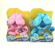 Blues Clues And You Peek A Boo Blue And Magenta Peek A Boo New Ages 3+ Sold As A Set