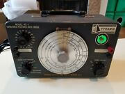 Vintage Pyramid Rc-1 Capacitor Bridge/leakage Tester. Good Condition. Tested.
