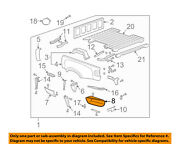 Gm Oem Rear Fender Panel-bed-step Right 15714844