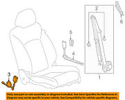 2012-2015 Buick Verano New Oem Front Seat Belts-buckle Right 19299035