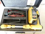 Vivax Metrotech Vm-810 Underground Cable And Pipe Locator Radiodetection