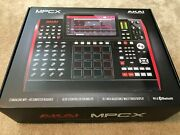 Mint Akai Mpc X Standalone Sampler Sequencer Production Workstation