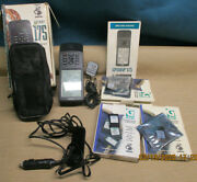 Gpsmap 175 Personal Navigator With Lot Of Chart Cards 1733sh