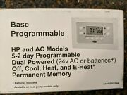New Bryant Legacy Tb-pac01-a Programmable Digital Thermostat