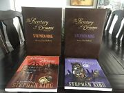Secretary Of Dreams Set Signed By Stephen King With Not For Sale Arc Copies