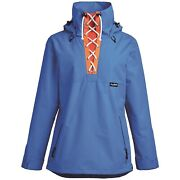 Airblaster Papoose Pullover Womens True Blue Fire