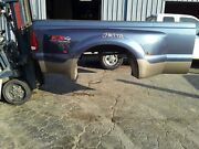 + Chatta 1999-2011 Ford F350 Truck Bed Box Long Super Duty Blue1 Dually