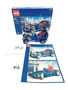 Lego 10151 Hot Rod Legend 5541 Hot Rod Complete With Box Stickers All Pieces Toy