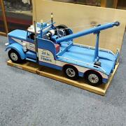 Tamiya 1/14 Scale Truck Lecker Car 4ws Body Only Used From Japan