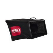 Toro Lawn Mower Replacement Bag 30 In. Durable Ventilated Fabric