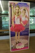 Rare - Vintage My Size Barbie Princess Genevieve Doll 2006 New In Box
