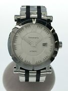 And Co. Z1000.70.12a10a00a Automatic Analog Rubber Black Menand039s Watch U0807