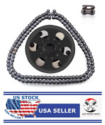 Go Kart Clutch 3/4 Bore10tfor 40/41/420chain,centrifugal Clutch Up To 7 Hp - A1