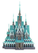 New Sealed Box Limited Frozen Light-up Figurine Disney Castle Collection 2/10