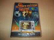 Science Fiction Theatre Complete Series 1955-57  8 Dvd Set Brand New Sealed