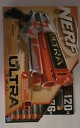 Nerf Ultra Two Motorized Blaster With Fast-back Reloading Toy Gun Brand New