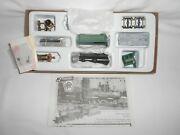 Ho Scale Roundhouse 2-8-0 Kit Parts