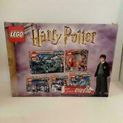 Harry Potter Lego Novelty Rare Coca-cola Prize Japan Limited Toy From Japan
