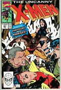 Uncanny X-men 261 1963 - 9.2 Nm- 1st Appearance Hardcase And Harriers