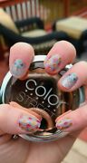 Pinball Queen By Color Street Rare Le Glitter Mixed Mani Free Shipping