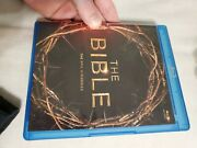 The Bible The Epic Miniseries 4-disc Set Blu-ray