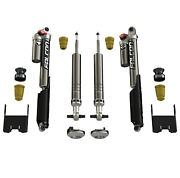 Falcon For 2015+ Ford F-150 2.25 Inch Sport Tow/haul Shock Leveling System