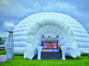 Inflatable Commercial Wedding Event Party Tent Music Concert Stage Patio Arch