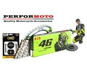Did Vr46 Chain And Sprocket Kit To Fit Honda Xl500s 79-81