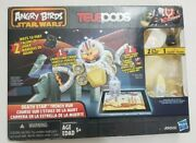 New In Box Sealed Angry Birds Star Wars Telepods Death Star Trench Run