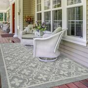 Outdoor Rug For Patio Clearance All Weather Outdoor Carpet For Front Porch