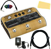 Zoom Ac-3 Acoustic Creator Pedal W/ Power Adapter