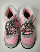 Gymboree Girls Polar Pink Collection Snow Booties Size 11 Boots Shoes Adorable