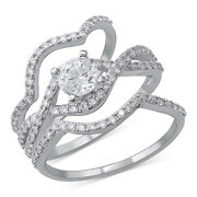 1.25 Ctt Natural Diamond Bridal Ring Solitaire 14k White Gold Christmas Special