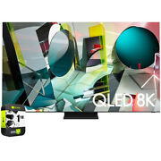 Samsung 65 Q900ts Qled 8k Uhd Hdr Smart Tv 2020 With 1 Year Extended Warranty